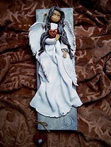 aniol na desce