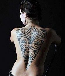 maori woman tattoo