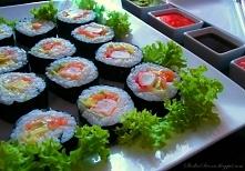Domowe Sushi kliknij po przepis
