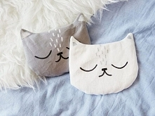 poduszki diy z ziarenkami