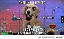 Te chemiczne żarciki :D
