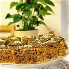 Ciasto marchewkowe - przepis po kliknięciu w zdjęcie