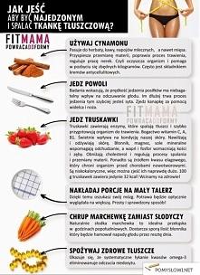 Jak jeść, aby być najedzony...
