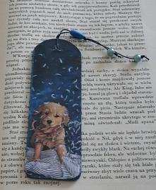 Psia zakładka :)