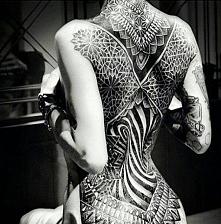 tatuaże na plecach