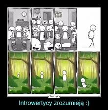 łączmy się introwertycy :D