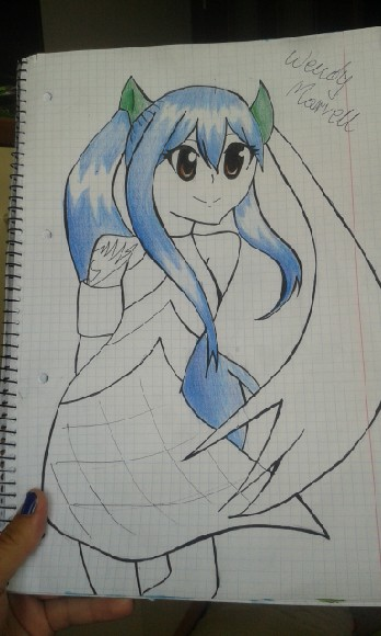 Wendy Marvell :)