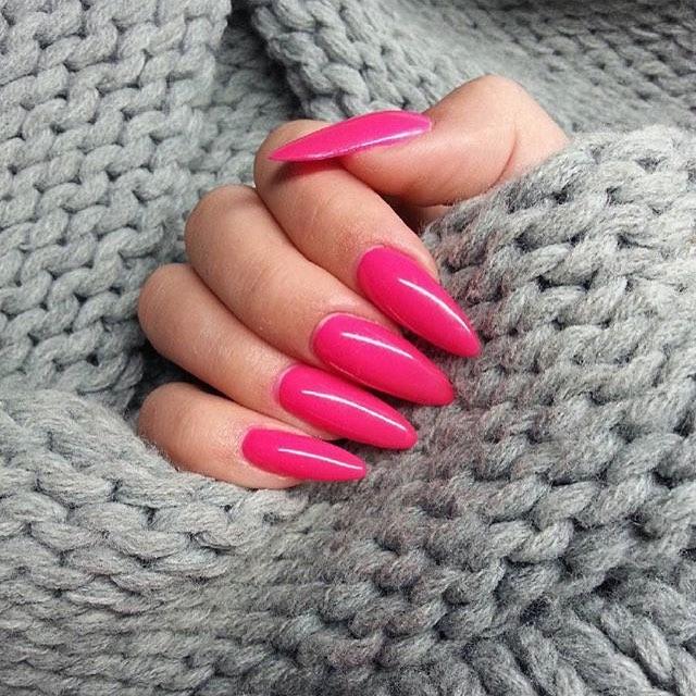 Różowa siła!!! SPN Nails Gel LaQ 131-Power pink Paznokcie wykonała Roksana Miszewska