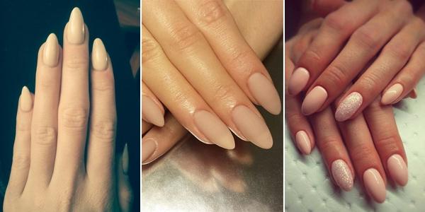 Manicure w stylu nude – 15 stylizacji