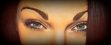 Podobają Wam się niebieskie oczy? ;) Ja osobiście jestem zakochana w brązowyc...
