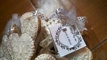 Słodki Bukiet z pierników z okazji 18-stki, ślubu, rocznicy, poprawin