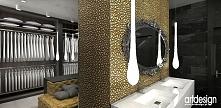 łazienka i garderoba | VOICES IN MY HEAD III - wnętrza rezydencji