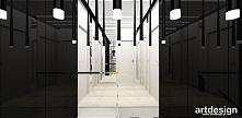 korytarz - nowoczesne wnętrze domu | LOOK #07