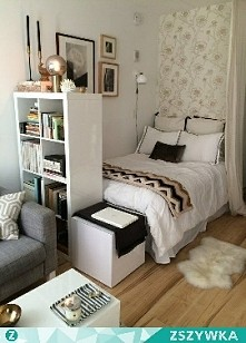 Kto powiedział że małe pokoje są nie fajne?