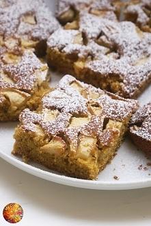 Ciasto z dynią i jabłkami :)
