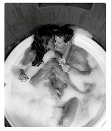 bath....