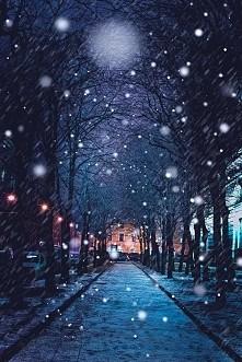 niech ten śnieg juz spadnie <3 :D