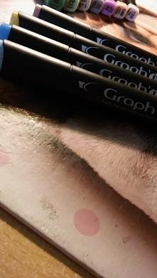 Markery Graph'it - nowe kolorki :3