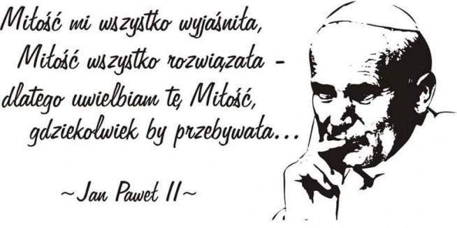 Jan Paweł Ii O Miłości Na Książki Zszywkapl