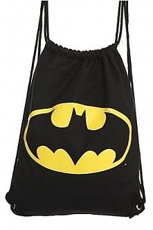 Hot topic Batman logo back sack :)