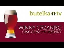 WINNY GRZANIEC - prosty przepis na grzane wino
