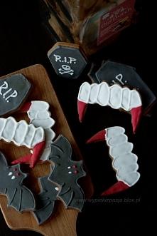 ciasteczka maślane halloween