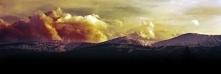 Moje ukochane góry. Drobna wariacja kolorystyczna na zdjęciu sprzed dwóch lat.
