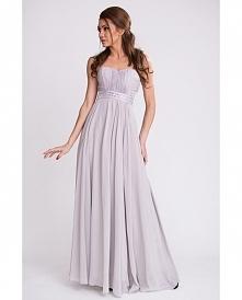 Wieczorowa sukienka maxi.  * bez ramiączek  * usztywniane miseczki  * odcinan...