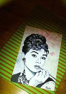Audrey Hepburn :)