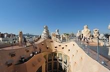 Casa Mila w Barcelonie