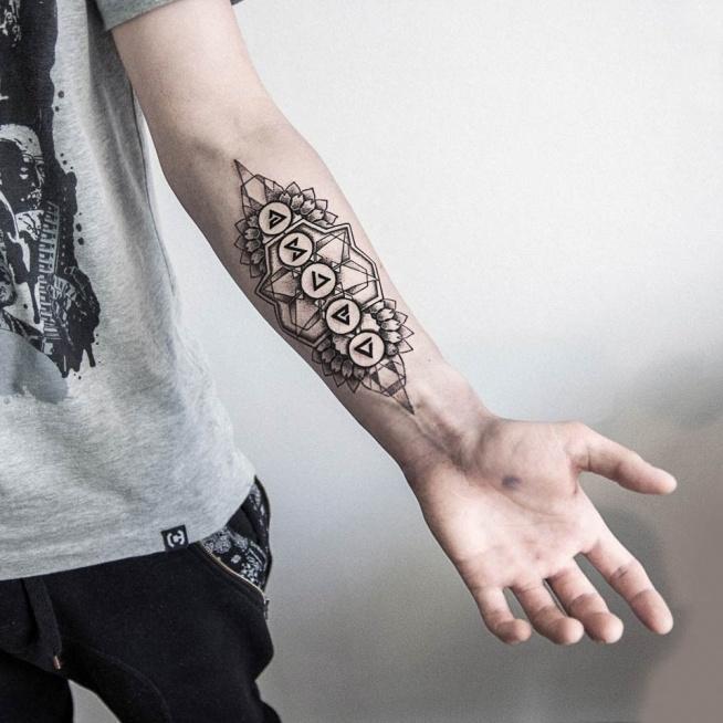 Wiedźmińskie Znaki Na Tatuaże Zszywkapl