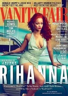 Rihanna dla magazynu Vanityfair *.*