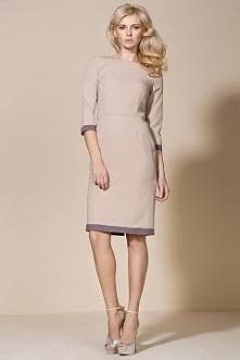 Sukienka dzienna,elegancka i na wiele okazji.