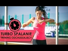 Super trening Turbo Spalanie - Trening Odchudzający