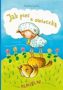 Mała owieczka, kiedy przestaje pić mleko mamy rusza na łąkę i poznaje świat. ...