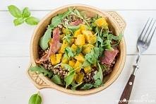 Kasza gryczana z dynią – obiad lub kolacja na diecie