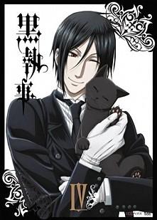 Ach ten Sebastian i jego miłość do kotów...
