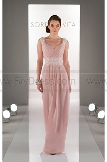 Sorella Vita Plum Bridesmaid Dresses Style 8324