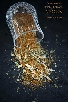 Dorota smakuje Blog > Komentarze do wpisu « Jak ugotować kukurydzę w ... Dynia pieczona Gyros » Domowa przyprawa Gyros – przepis    Domowa przyprawa gyros – przepis         O...