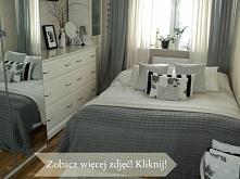 Mała sypialnia w bloku ;-)))