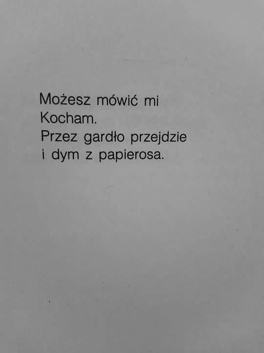 Mariusz Kruk Na Cytaty Wiersze I Sentencje Zszywkapl
