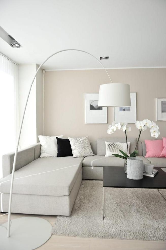 salon w odcieniach beżu � inspiracje na wnętrza dom