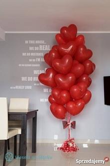 Oryginalny prezent.. balony z helem na zamówienie!! Mega pomysł!