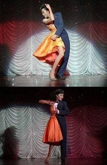 mężczyzna i kobieta w jednej osobie