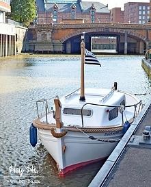 Spacer po Hamburgu- fotorelacja z przechadzki po słonecznym i wietrznym największym mieście portowym Niemiec