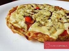 Omlet pizzowy czyli pyszne poniedziałkowe śniadanko ! :)