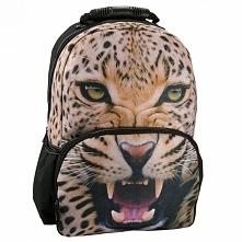 Plecak fullprint pantera idealny do szkoły lub do miasta albo na wycieczkę :)