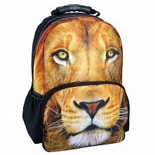 Plecak fullprint z lwem idealny do szkoły lub do miasta albo na wycieczkę :)