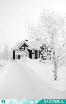 śliczny domek! ♥ zamieszkam w takim kiedyś ^--^