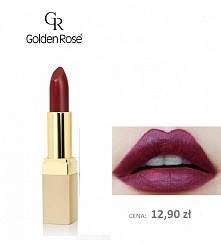 Top 10- Golden Rose kolor: 50 Ultra Rich Color Lipistik  Idealny produkt do u...